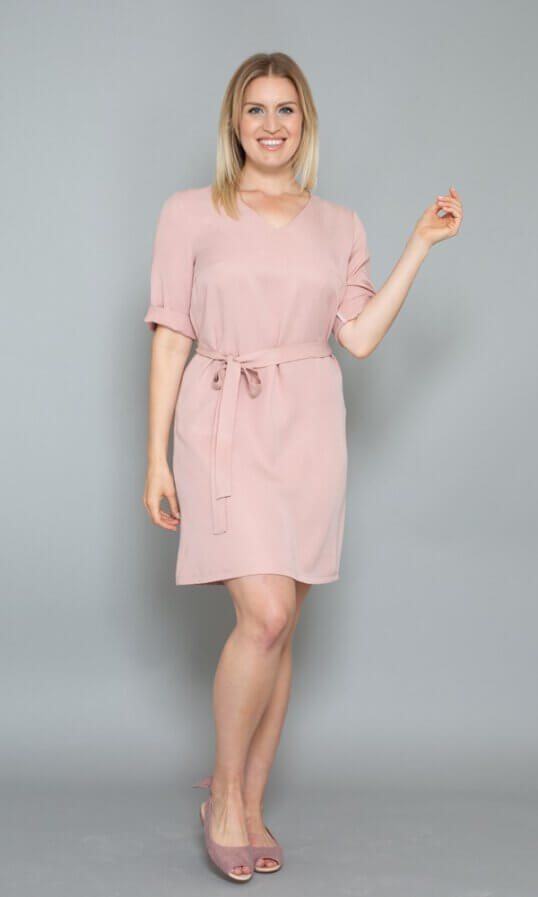 Nachhaltige Kleider Tencel Sommerkleider