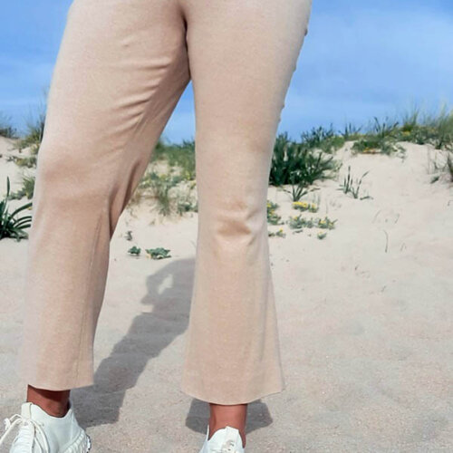 Jerseyhose in 7/8 Länge